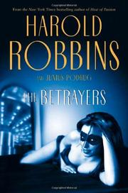 THE BETRAYERS by Harold Robbins