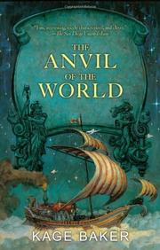 Cover art for THE ANVIL OF THE WORLD