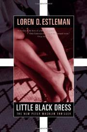 LITTLE BLACK DRESS by Loren D. Estleman