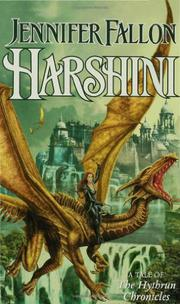 HARSHINI by Jennifer Fallon