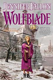 Cover art for WOLFBLADE