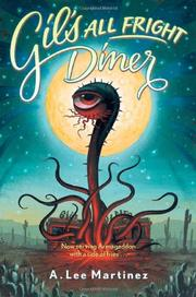 GIL'S ALL FRIGHT DINER by A. Lee Martinez