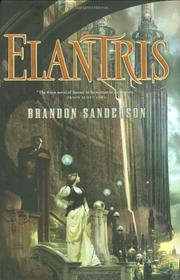 Cover art for ELANTRIS