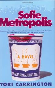 Book Cover for SOFIE METROPOLIS