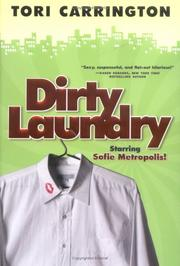 DIRTY LAUNDRY by Tori Carrington