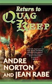 Cover art for RETURN TO QUAG KEEP