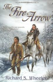 Cover art for THE FIRE ARROW