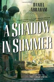 Cover art for A SHADOW IN SUMMER