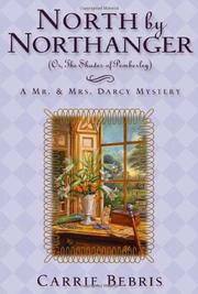 Book Cover for NORTH BY NORTHANGER