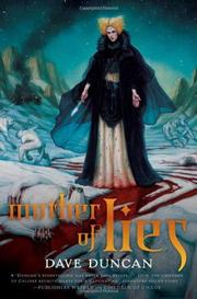 Cover art for MOTHER OF LIES
