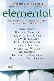 Cover art for ELEMENTAL: THE TSUNAMI RELIEF ANTHOLOGY