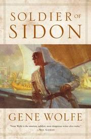 Book Cover for SOLDIER ON SIDON