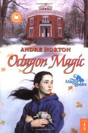 OCTAGON MAGIC by Andre Norton