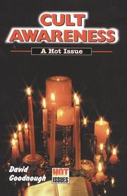 Cover art for CULT AWARENESS
