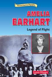 AMELIA EARHART by Lynda Pflueger