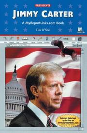 JIMMY CARTER by Tim O'Shei