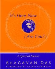 Book Cover for IT'S HERE NOW (ARE YOU?)