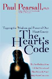 THE HEART'S CODE by Paul Pearsall | Kirkus Reviews