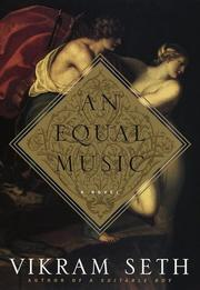 Cover art for AN EQUAL MUSIC