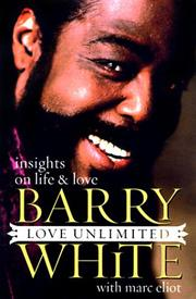 LOVE UNLIMITED by Barry White