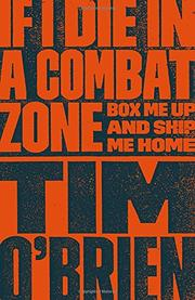 Cover art for IF I DIE IN A COMBAT ZONE