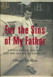 Cover art for FOR THE SINS OF MY FATHER