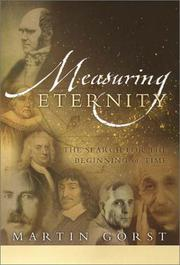 MEASURING ETERNITY by Martin Gorst