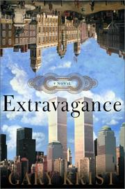 Book Cover for EXTRAVAGANCE