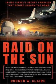 RAID ON THE SUN by Rodger W. Claire