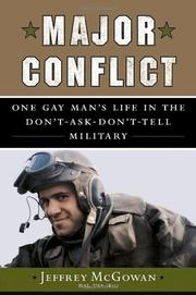 Cover art for MAJOR CONFLICT