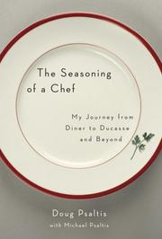 Book Cover for THE SEASONING OF A CHEF