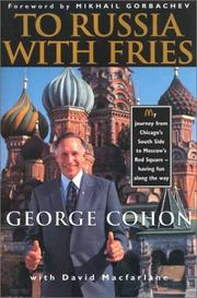 Cover art for TO RUSSIA WITH FRIES