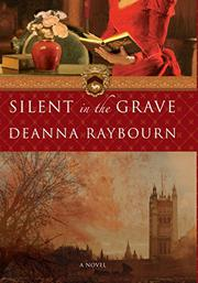 Cover art for SILENT IN THE GRAVE