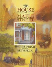 THE HOUSE ON MAPLE STREET by Bonnie Pryor