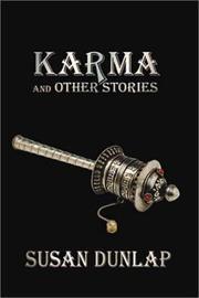 KARMA by Susan Dunlap