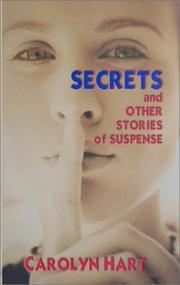 SECRETS by Carolyn Hart