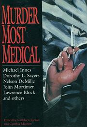 MURDER MOST MEDICAL by Cathleen Jordan