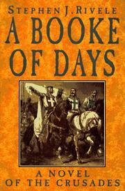 Cover art for A BOOKE OF DAYS