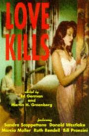 LOVE KILLS by Ed Gorman