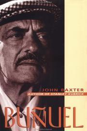 BUÑUEL by John Baxter