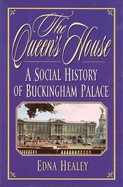 Book Cover for THE QUEEN'S HOUSE