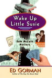 WAKE UP LITTLE SUSIE by Ed Gorman
