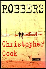 ROBBERS by Christopher Cook