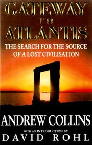 GATEWAY TO ATLANTIS by Andrew Collins