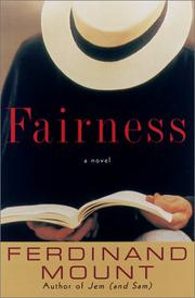 FAIRNESS by Ferdinand Mount