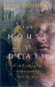THE HOUSE OF DEATH by Paul Doherty
