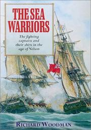 THE SEA WARRIORS by Richard Woodman