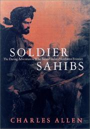 Book Cover for SOLDIER SAHIBS