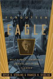 FORGOTTEN EAGLE by Bryan B. Sterling