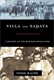 Cover art for VILLA AND ZAPATA